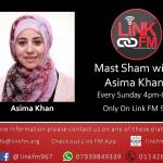 Mast Sham with Asima Khan 4-6