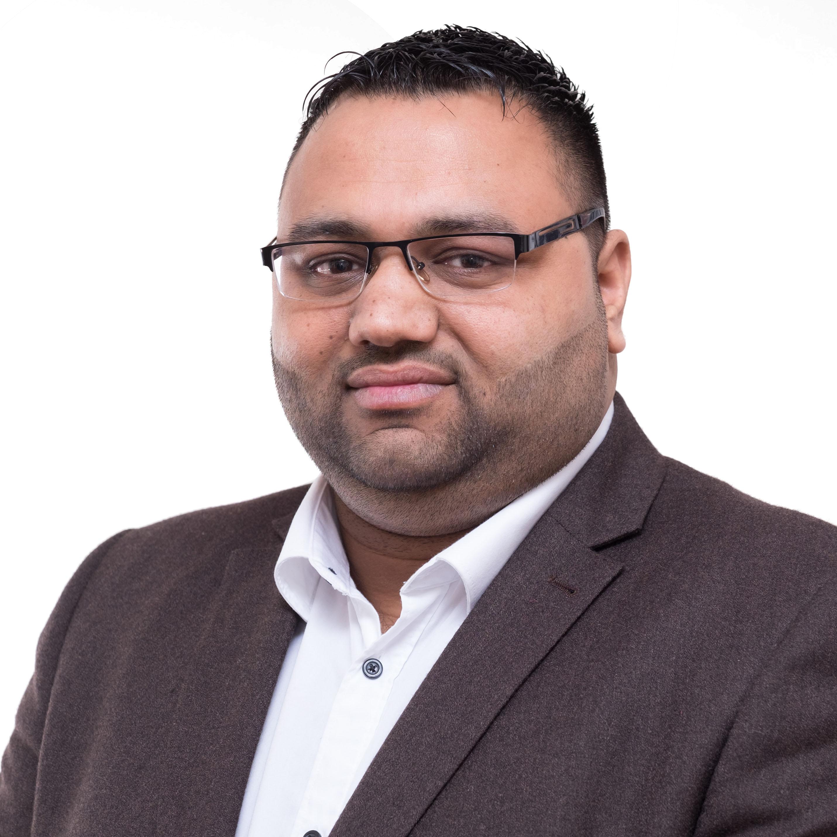 Shamraiz Hussain