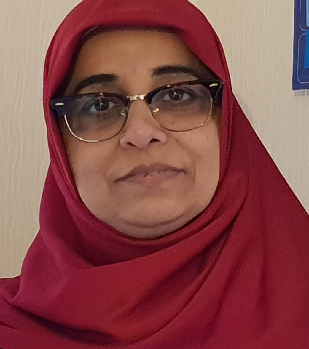 Shahida Rasool