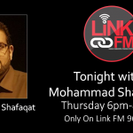 Tonight with Mohammad Shafaqat 6-8